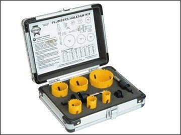 General Purpose Drill Holesaw Kit