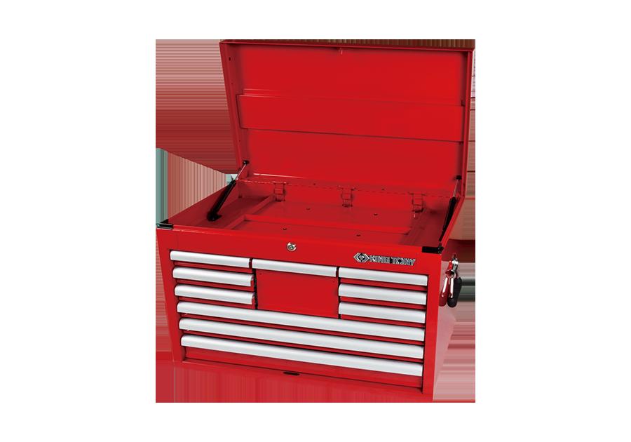King Tony Toolchest 10 Drawer Deep Box     87417-10B
