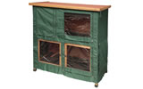 Lazy Bones Waterproof Hutch Cover - For HUTCHR45 Hutch x 1