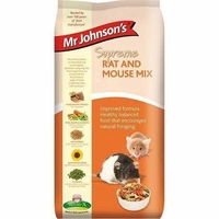 Mr Johnson's Supreme Rat & Mouse Mix 900g x 6