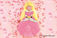 20.336.23.0065 Fairy Princess- Silicone Mould 28.5x 14.5 H40mm