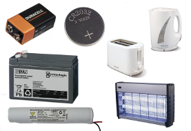 Batteries/Small Appliances