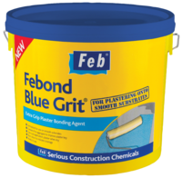 Febond Blue Grit 10Ltr