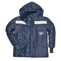 Portwest Cold-Store Jacket Navy