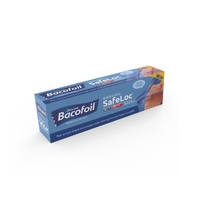 BacoFoil Safeloc Food & Freezer Bags 20 Small