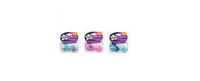 Tommee Tippee Night Time Twin Pack Soothers 6-18 Months