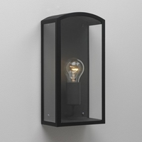 ASTRO EMILIA EXTERIOR WALL LIGHT BLACK