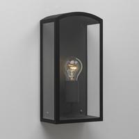 EMILIA EXTERIOR WALL LIGHT BLACK | LV1702.0126