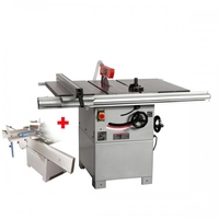 """SIP 10"""" Table Saw 3hp Sliding Carriage 240v 01332"""