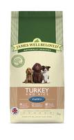James Wellbeloved Puppy - Turkey & Rice 2kg