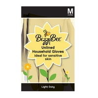 Bizzybee Unlined Household Gloves - Medium