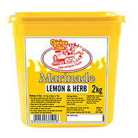 Piri Piri Marinade Lemon Herb  Chicken Train 2kg