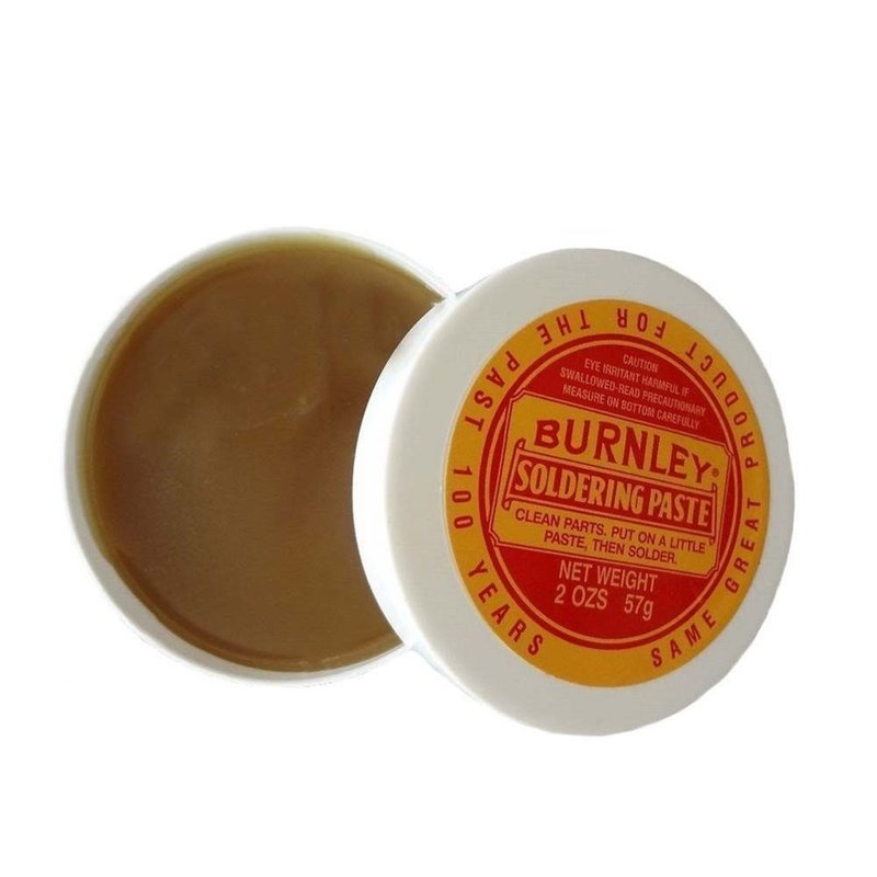 Soldering Paste Burnley Genuine Made in Canada 2 Oz