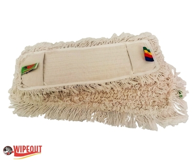 FLAT MOP COTTON POCKET 40cm