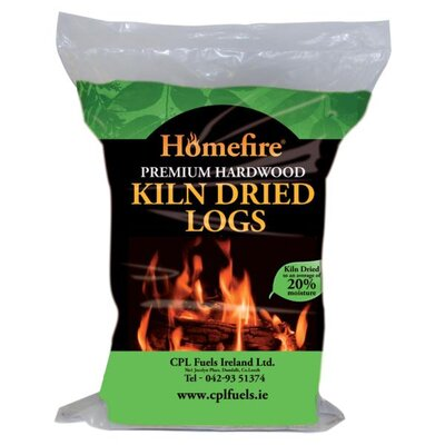 Home Fire Kiln Dried Logs 9kg