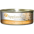 Applaws Cat Can - Chicken & Cheese in Broth 70g x 24