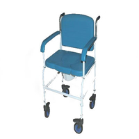 Bariatric Commode And Shower Chair