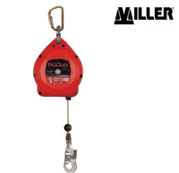 MILLER Eco Falcon Block with Galvanised Cable (Various Lengths)