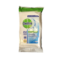 DETTOL Anti Bac Multi Surface Wipes (Pack 36)