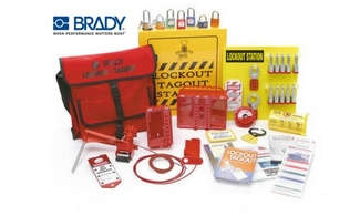 electrical lockout equipment - Lock Out Tag Out Kits