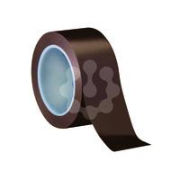 19mm X 20 Mtr PVC Tape Brown