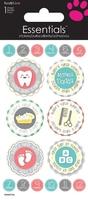 Baby 1st Essential Craft Sticker.