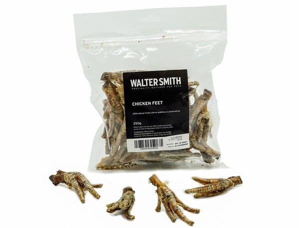 Walter Smith Chicken Feet 250g x 1