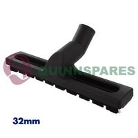 Hard Floor Tool With Bristles & Wheels 32mm x 300mm