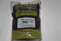 Kg Dry Cranberry buy 2 for £12.00