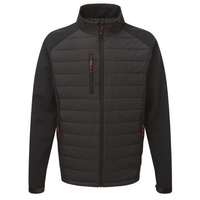 Tuffstuff 256 Black Snape Softshell Jacket