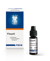 VOCO FISSURIT TRANSPARENT 2 X 3 ML BOTTLE