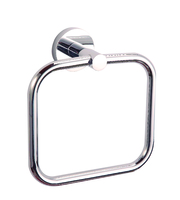 Verona Towel Ring Chrome