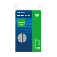 RAWLPLUG STAPLES RL140 10MM (PAK 1250)