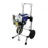 Q TECH Airless Sprayer 110v 2.9L/min 3000Psi
