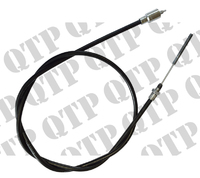 Brake Cable 1600mm Threaded