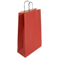45 X 13 X 45 PLAIN RED CARRIERS (PK 200)