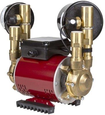 Grundfos Shower Pump Stp-4.0 B 4.0 Bar Positive Twin