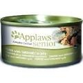 Applaws Senior Cat Can - Tuna & Sardine in Jelly 70g x 24
