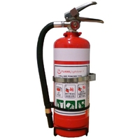 ABE Fire Extinguisher +Veh Bracket 2kg