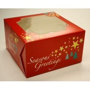 "9076 CHRISTMAS BOX 8"""" SINGLE"