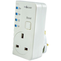 TG TGBT6 Boost Electronic Timer 2 Hr Plug In