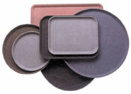 Camtread Tray Non-Slip Black 350mm x 270mm 12's