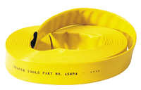 Draper Submersible pump Layflat Hose  10m X 32mm Bore