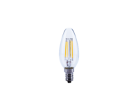 4.5w LED-E B35 Fialment E14 Dimmable 2700K