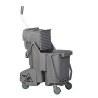 Combi Double-Chamber Mop Bucket
