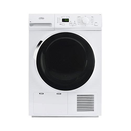 Belling 8KG Freestanding Condenser Tumble Dryer - White
