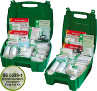 British Standard Compliant Evolution Workplace First Aid Kit