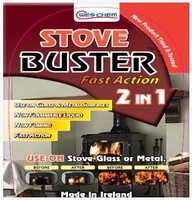 STOVE BUSTER 2 IN 1 750 ML