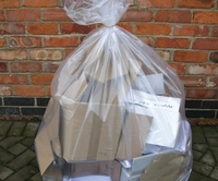 Clear Refuse Sacks (Medium)