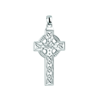 14KW LARGE CELTIC CROSS